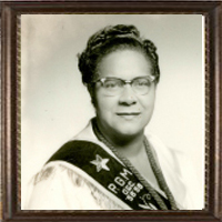 Alma Williams 1956-1958