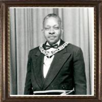 Arthur Johnson 1954-1956