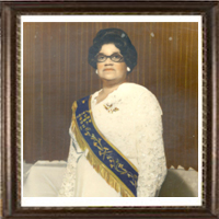 Frances C. Robinson1972-1974