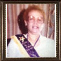 Gloria Richardson 1984-1986