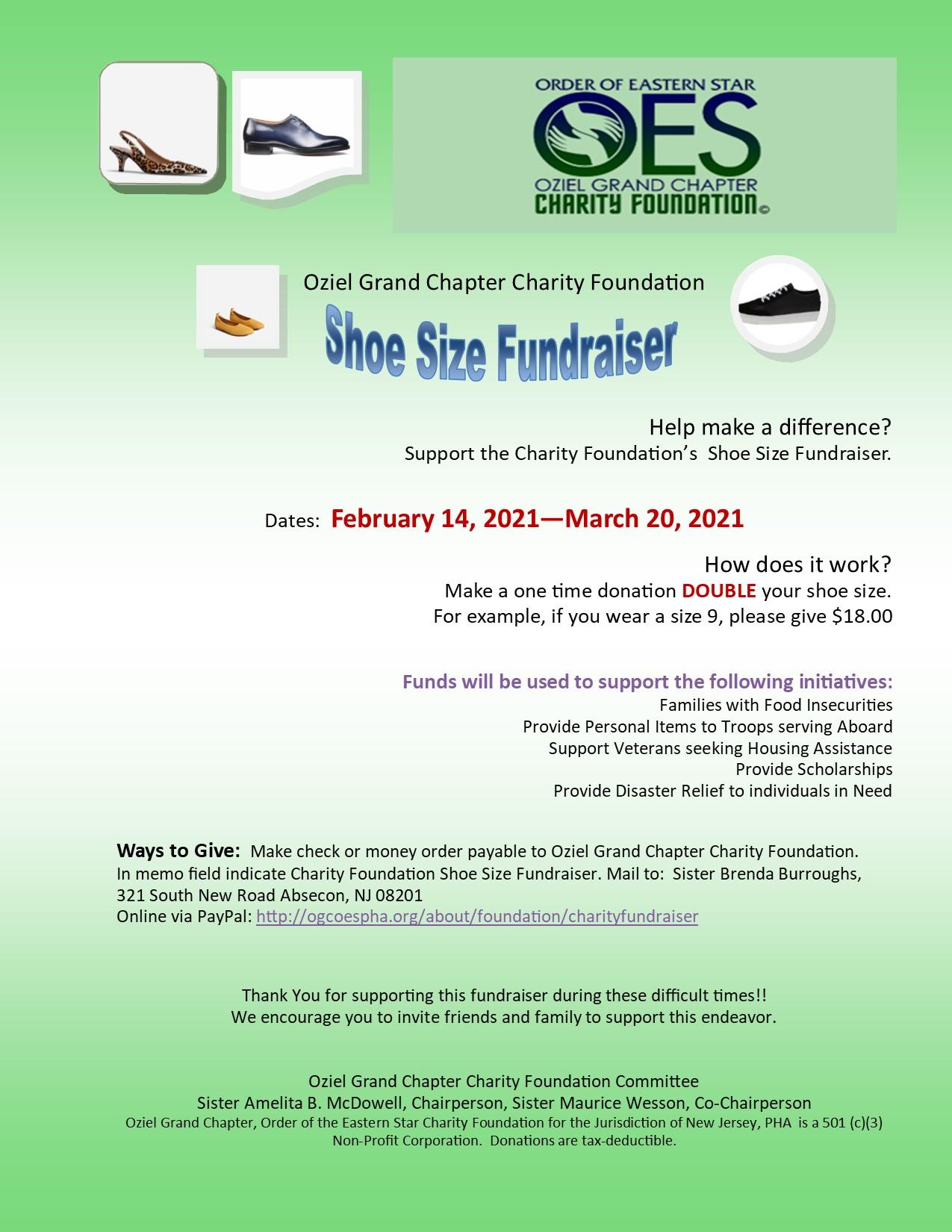 Shoe Size Fundraiser_3