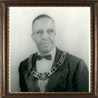 Ernest Harrison 1952-1954